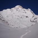 Annapurna I w pełnej krasie